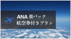 ANA 楽パック 航空券付きプラン